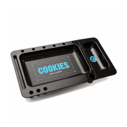 Cookies SF rolling tray V2 μαύρο